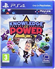 Knowledge is Power PS4 Game (PlayLink)