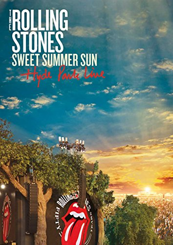 The Rolling Stones: Sweet Summer Sun – Hyde Park Live [DVD+2CD]