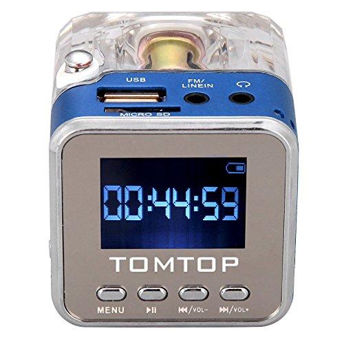 Mini Digital Portable Music MP3/4 Player
