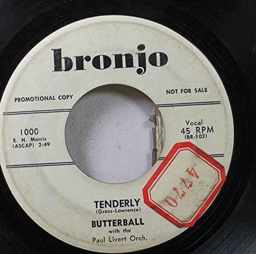 butterball-45-rpm-tenderly-lover-come-back-to-me