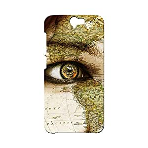 BLUEDIO Designer Printed Back case cover for HTC One A9 - G2107