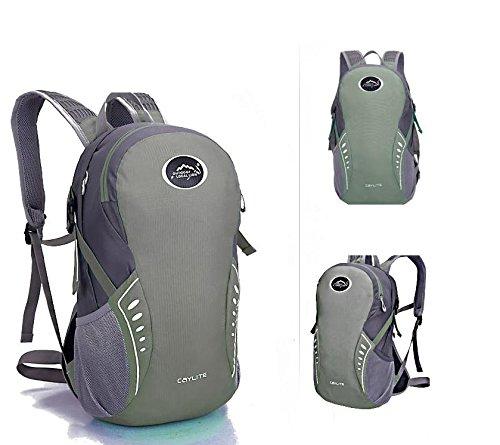 Elegante zaino outdoor portable bike Backpack zaino , army green Green