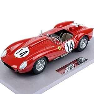 Bbr - Blm1808 - Ferrari 250 Tr - Winner Le Mans 1958 - Echelle 1/18