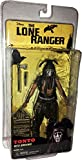 THE LONE RANGER Deluxe Action-Figur TONTO with Bird Cage