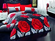 Pearl Home Ranforce Single Quilt Cover Set - 155 x 200 cm