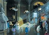 Postkarte A6 ++ 15033 ++ ''Himmel & Hölle'' von Inkognito ++ Künstler: Michael Sowa ++ Satire ++ Fantastik