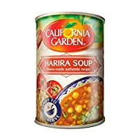 California Garden Canned Harira Soup Ready-To-Eat 450g