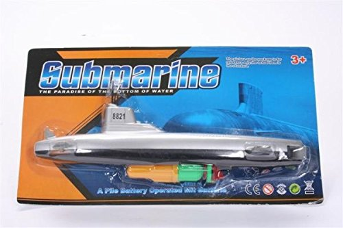 KSS Badewannenspielzeug U-Boot ca 32 cm mit Motor ! Batteriebetrieben Boote (Boot Kaufen)