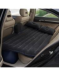 Coche dormitorio cama de aire cojín móvil Viajes inflación asiento posterior más grueso colchón extendido45 con un conjunto completo de herramientas