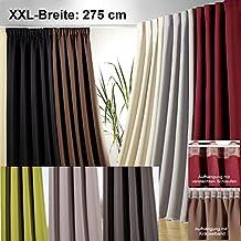 cortinas opacas de tamao xxl trmicas plisadas tamao x cm aislamiento trmico