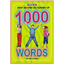 Kids Second Dictionary of 1000 words