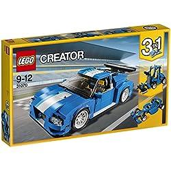 Lego Creator Auto da Corsa,, 31070