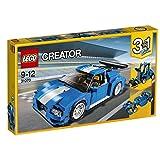 LEGO Creator 31070 - Turborennwagen