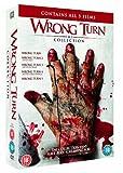 Wrong Turn 1-5 [DVD] [2003] by Eliza Dushku