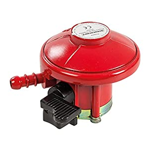Silverline 730191 27 mm Propane Click-On Regulator