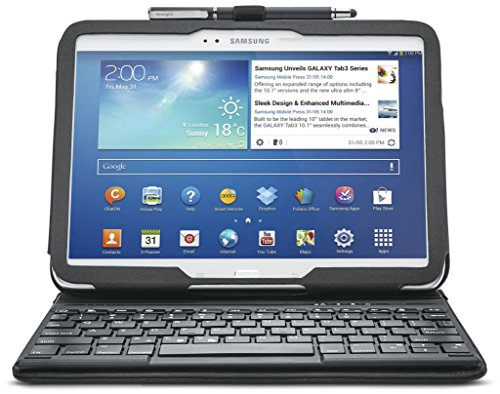 Kensington KeyFolio - Funda Tablet Samsung Galaxy