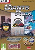 Giants Pack - Traffic Giant Gold and Traffic Giant 2 Gold and Industry Giant Gold (PC)