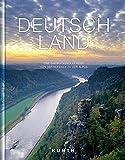 Deutschland: Eine eindrucksvolle Reise von der Nordsee zu den Alpen (KUNTH Bildbände/Illustrierte Bücher)