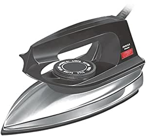 Inalsa Omni 1000-Watt Dry Iron (Black)