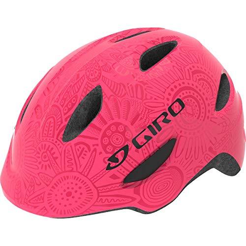Giro Scamp Kinder Fahrrad Helm pink 2019: Größe: S (49-53cm)