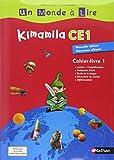 Kimamila CE1 : Cahier-livre 1