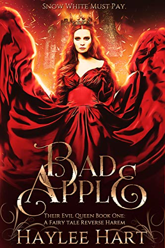 Bad Apple: Their Evil Queen Fairy Tale Reverse Harem Book One (English Edition)