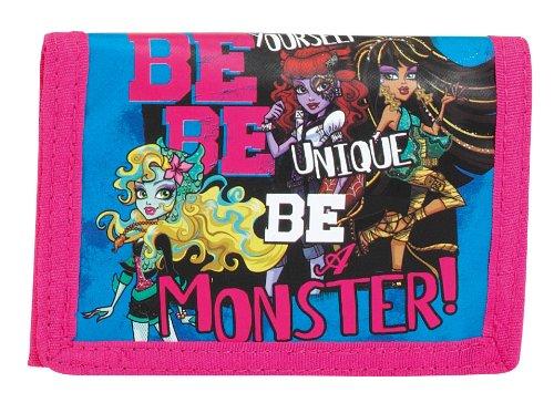 Monster High Geldbörse Münzenfach Geldbeutel NEfera Draculaura 2013