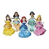 Hasbro E3049EU40 Disney Princesses en Format mini, Modèles Aléatoire
