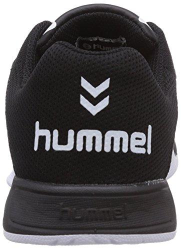 Hummel Root Play, Unisex-Erwachsene Hallenschuhe Schwarz (Black 2001)