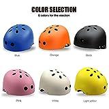 Monopatn-casco-SKL-casco-tamao-ajustable-ABS-para-ciclismo-rodillo-patinaje-deportes-al-aire-libre