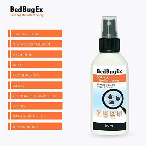 Zoom IMG-3 repellente cimici bedbugex insetti anti