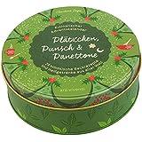Adventskalender Plätzchen, Punsch & Panettone - 24 himmlische Backrezepte und Heißgetränke aus aller Welt