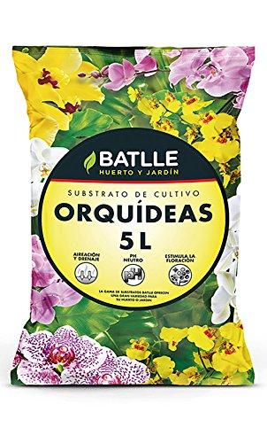 Sustratos - Sustrato Orquídeas 5l. - Batlle