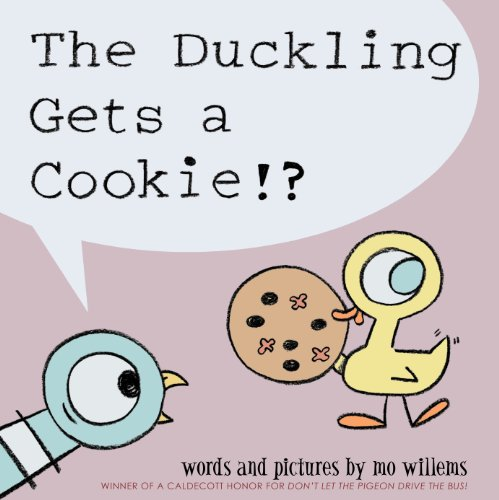 Serie Cookie (The Duckling Gets a Cookie!? (Pigeon series))