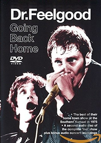 Bild von Dr Feel Good : Going back home (inclus 1 CD) [2 DVDs]