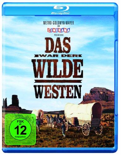 Bild von Das war der wilde Westen [Blu-ray]
