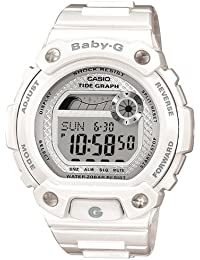 Casio Baby-G – Damen-Armbanduhr mit Digital-Display und Resin-Armband – BLX-100-7ER