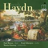 Divertimenti Hob IV by J. Haydn (2006-04-18)