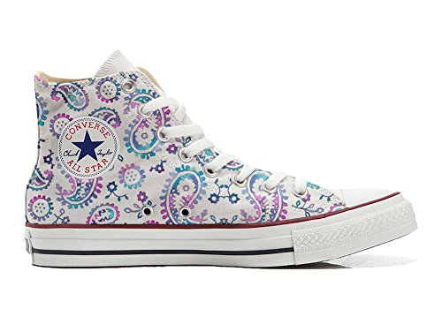 stomized - personalisierte Schuhe (Handwerk Produkt) Watercolor Size 36 EU ()