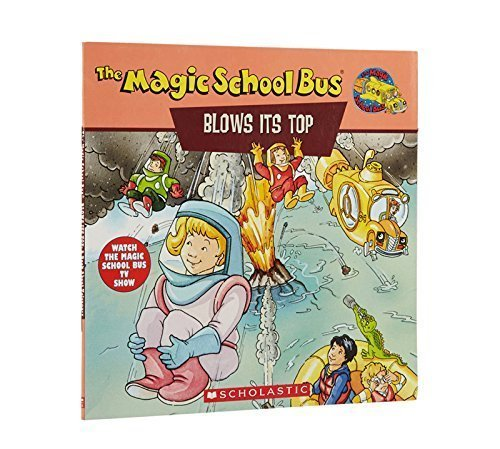 The Magic School Bus Blows Its Top: A Book About Volcanoes (Magic School Bus) by Gail Herman (1996-02-01)