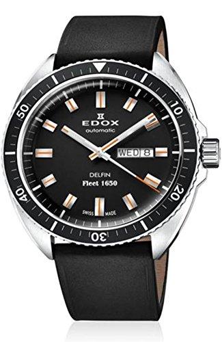 Edox Dolphin Fleet 1650 Edición limitada relojes hombre 88004-3-NIN