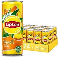 Lipton Ice Tea Peach 24 x 250 ml Voordeelverpakking