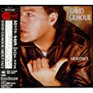 David Gilmour About Face 1999 Japanese CD album SRCS6406