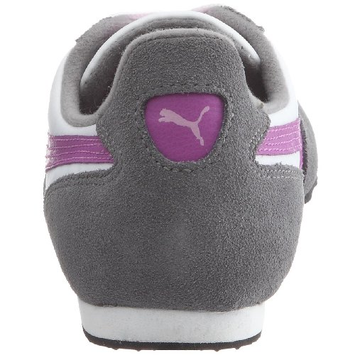 Puma - Sneaker Unisex - Adulto Grigio (Gris/blanc/violet)