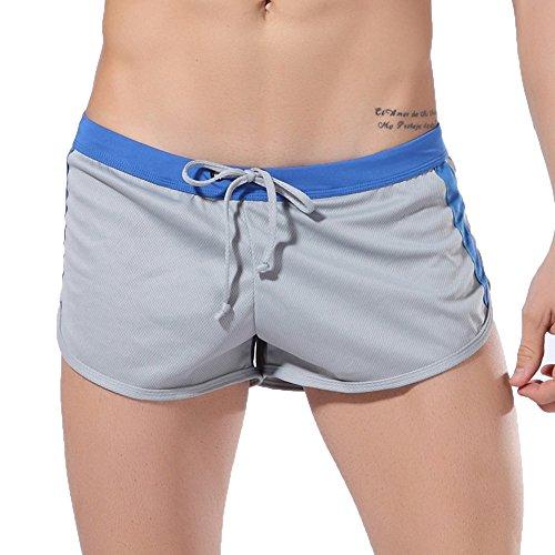 JMETRIC Maillots de Bain Horts De Sport À La Maison pour Hommes Arrow Pants Maillot De Bain Boxer Trunks Pantalon Court De Sport Mer Loisir Casual Plage Shorts