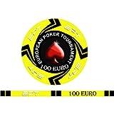 Fiches Ceramica EPT Replica Valore 100 Euro