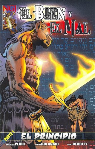 El Bien y el Mal, Parte 1: El Principio: Good and Evil Comic: El Principo Pt. 1 (No Greater Joy)