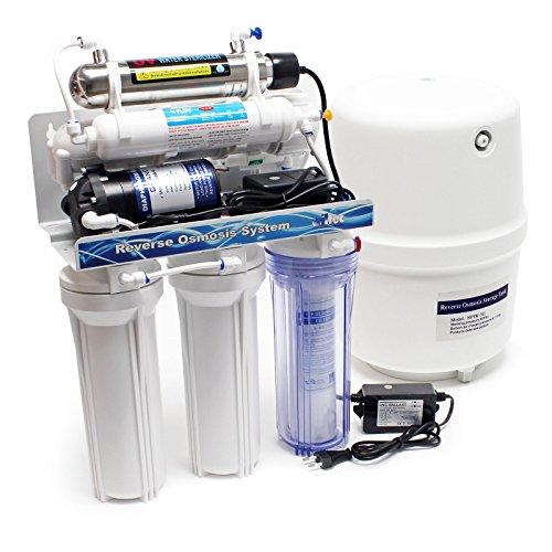 Naturewater NW-RO50-A2UV Equipo osmosis inversa RO