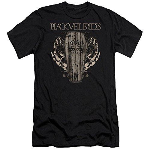 Black Veil Brides Herren T-Shirt Schwarz