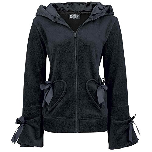 Poizen Industries Hoodie ALICE HOOD black L